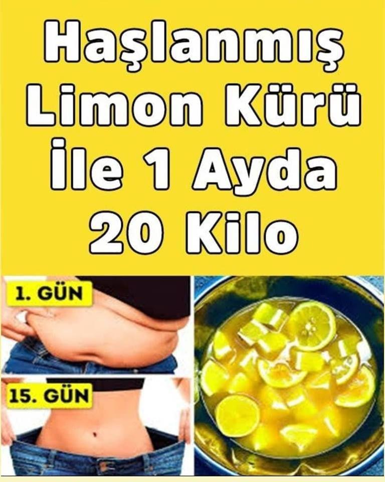 Kullananlardan Haşlanmış Limon Mucizesi