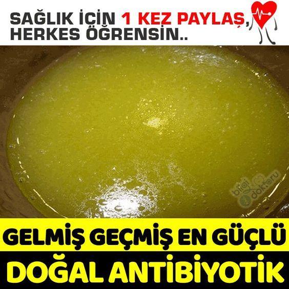 Kadınsal Hastalıklara Şifa Doğal Antibiyotik